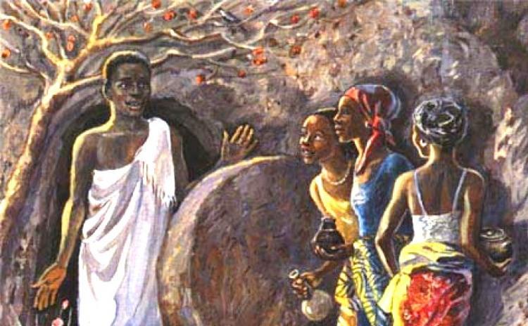 Ressurreição e Missão: Estou com vocês todos os dias! (Mt 28,1-20) [Mesters, Lopes e Orofino]