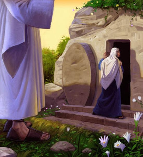 O reencontro de Jesus com Maria Madalena: buscar sempre