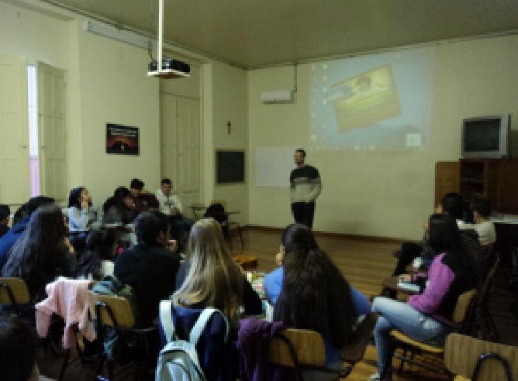 CEBI-RS: Juventude Ecumênica na Fronteira com o Uruguai
