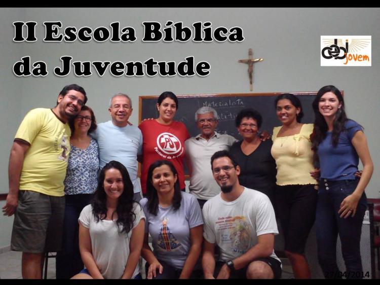 CEBI-MS: II Turma da Escola Bíblica da Juventude