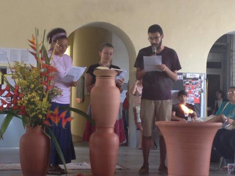 Carta de Fortaleza – I Encontro Nacional de Juventudes e Espiritualidade Libertadora
