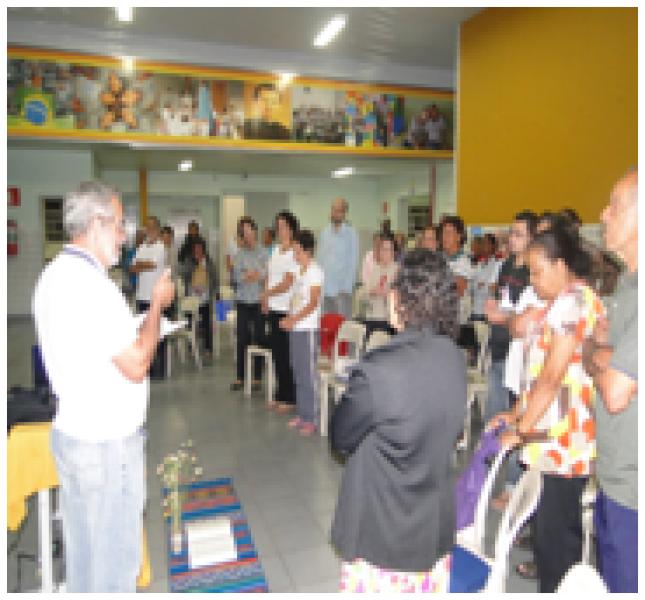 CEBI-MG: Formação Ecumênica da Bíblia