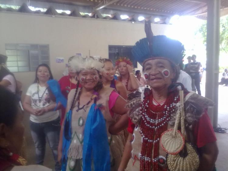 Espiritualidades indígenas: O direito de propriedade não é sagrado!