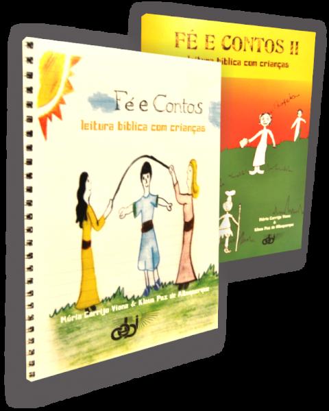 Fé e Contos: leitura bíblica com crianças