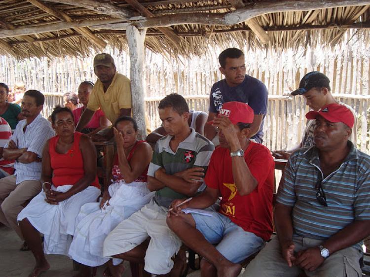 Em Sergipe, mais de 42 famílias quilombolas serão desapropriadas de sua terra