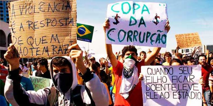Pobres (e Copas da FIFA) sempre tereis - José Luiz Possato Jr.
