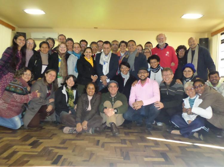 CEBI e Faculdades EST realizam o último módulo do Curso de Especialização em Assessoria Bíblica - DABAR