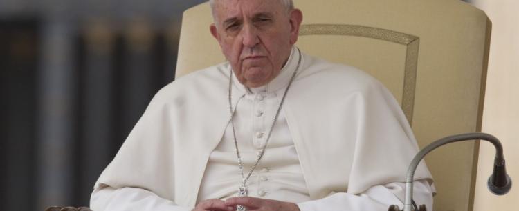 """""""Como Jesus, vou usar o bastão contra os padres pedófilos."""" Entrevista com o Papa Francisco."""