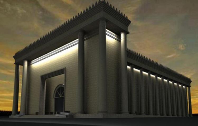 O Templo, a Igreja e a política