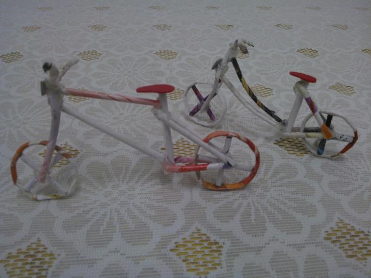 PMA – a bicicleta que ajudará o CEBI a caminhar