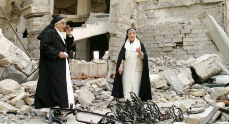 Um apelo dramático. Carta das Irmãs Dominicanas do Iraque.