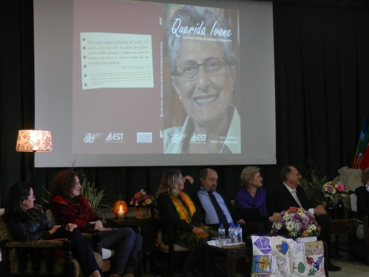 """CEBI lança livro """"Querida Ivone – amorosas cartas de teologia & feminismo"""""""