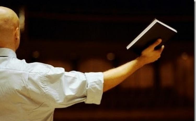 A bíblia é um livro negro de hermenêutica branca