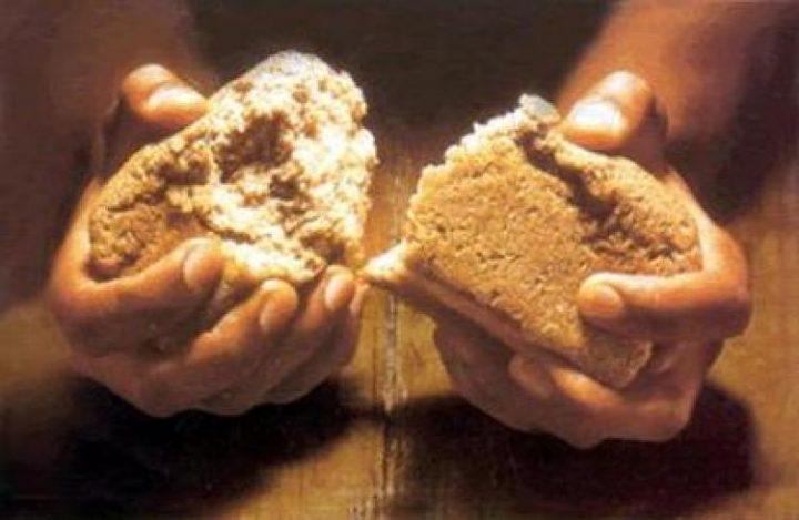 O pão da vida