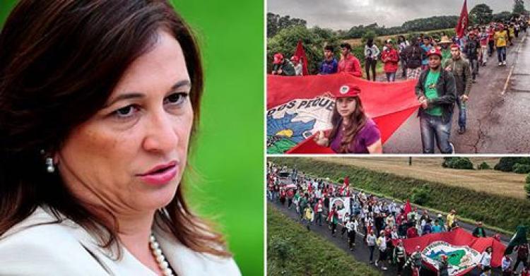Manifesto de ativistas e intelectuais rechaça Levy e Kátia