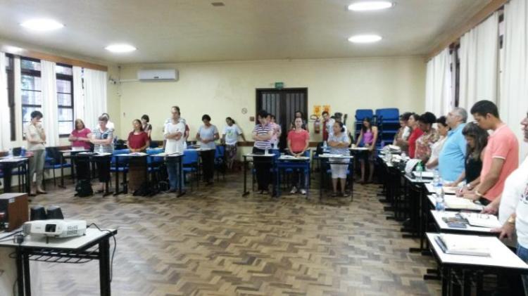Inicia mais um curso DABAR - Pós-Graduação: Especialização em Assessoria Bíblica
