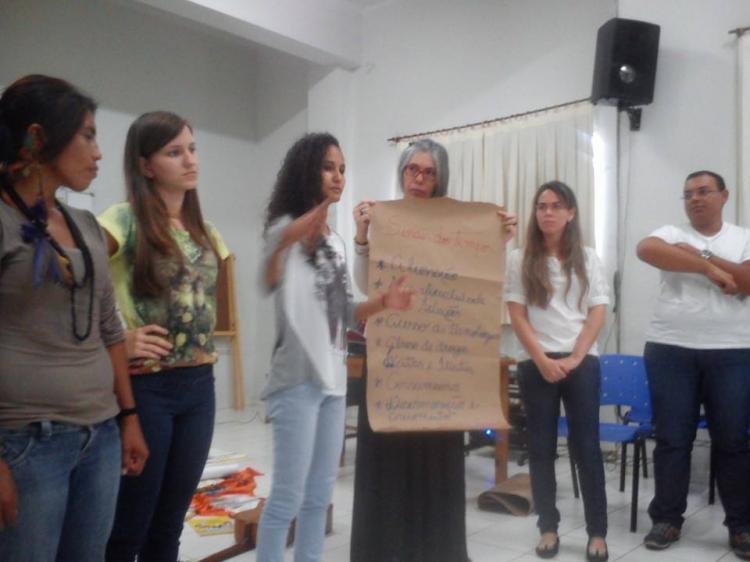CEBI-MS: Juventudes debatem políticas públicas