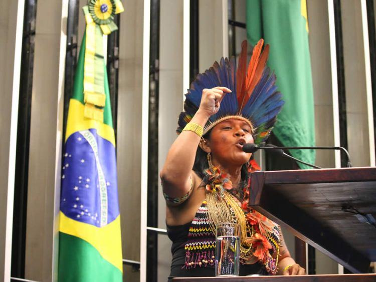 """""""O Estado brasileiro não sabe dialogar com a diversidade"""""""