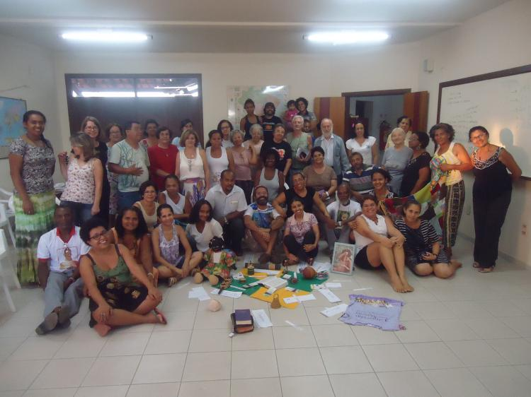 CEBI-BA realiza Seminário Bíblia e Movimentos Sociais e acolhe teóloga holandesa