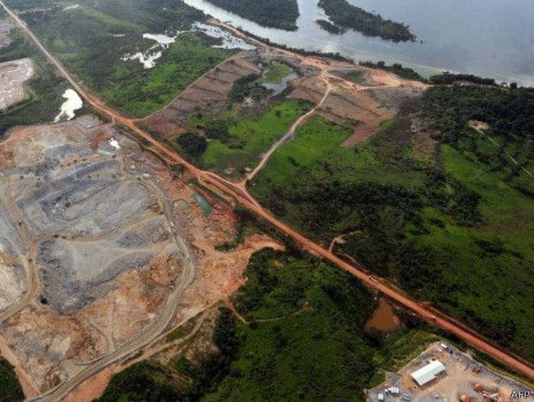 Terras indígenas no arredor de Belo Monte sofrem com roubo milionário de madeira
