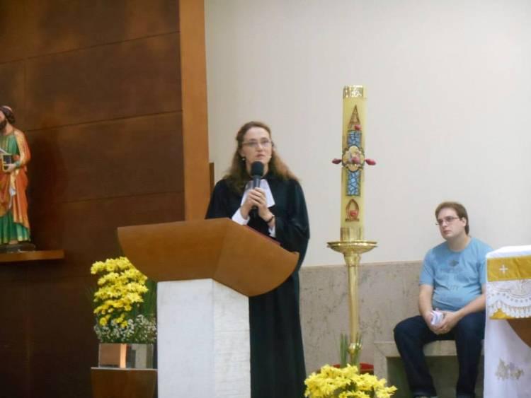 Prédica da Celebração Ecumênica em Guarapari [Rosane Pletsch]