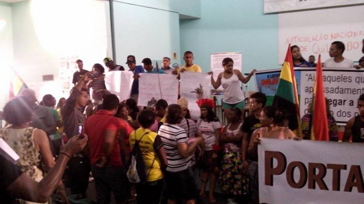 Nota de Solidariedade do CEBI aos quilombolas em greve de fome no Maranhão
