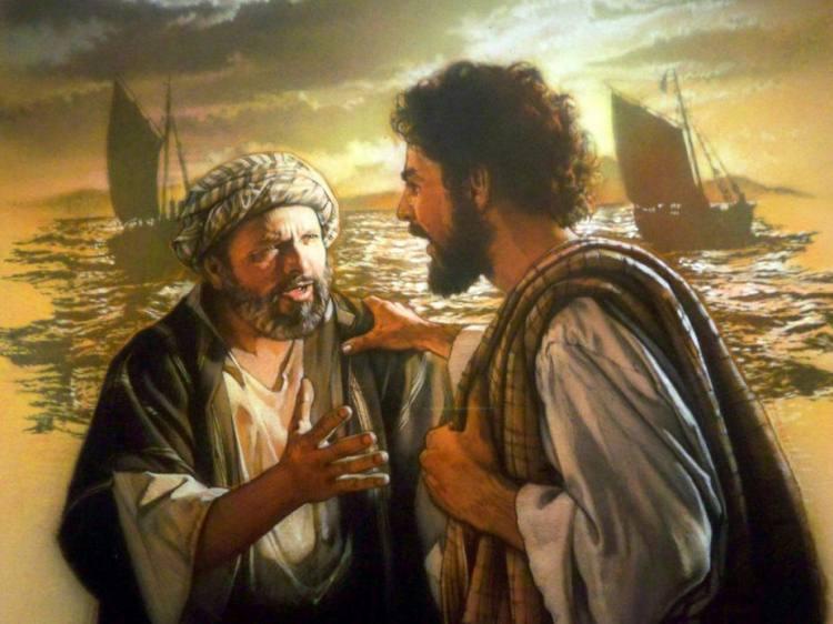 Mateus 16. 13-20: Tu és o Filho de Deus vivo [José Raimundo Oliva]