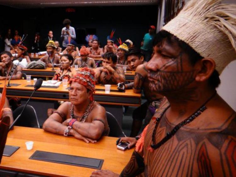 Indígenas responsabilizam Dilma, Cardozo e Luis Adams pelo genocídio dos povos indígenas no país