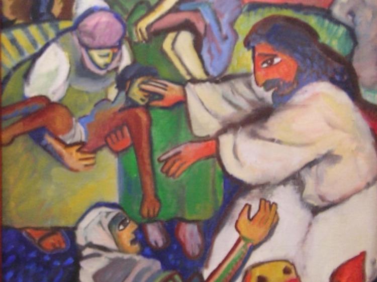 Mc 6.1-13: Envio missionário: anúncio