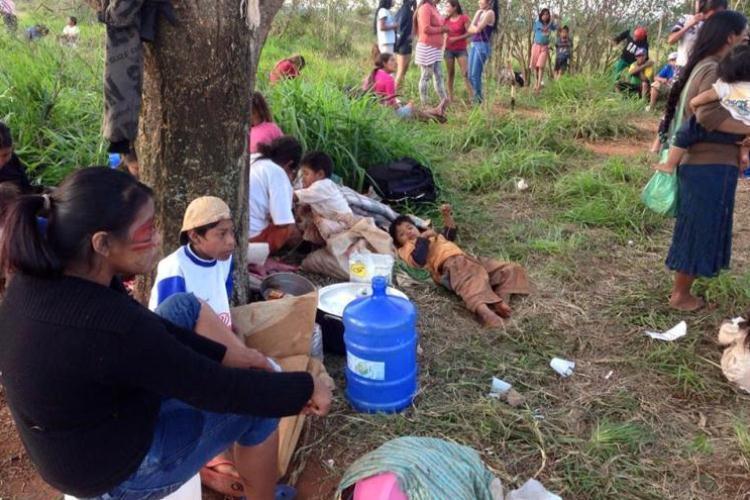 Crianças Guarani e Kaiowá desaparecidas depois de ataque de fazendeiros são encontradas no MS