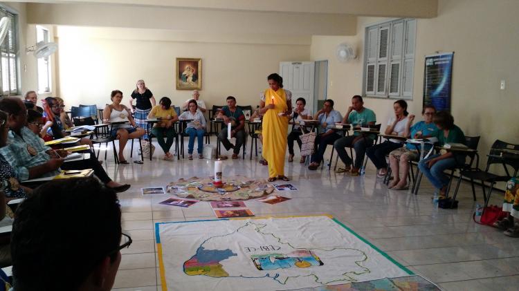 Curso de Capacitação em Assessoria Bíblica 2015 em Fortaleza: CEBI-CE em festa!