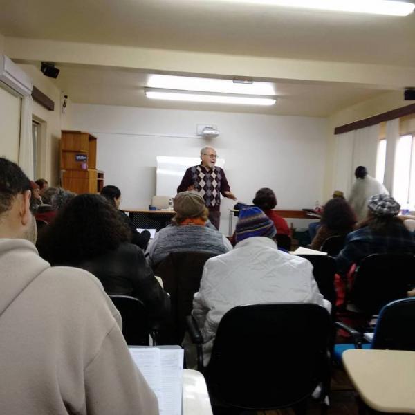 CEBI: Inicia o segundo módulo do curso DABAR