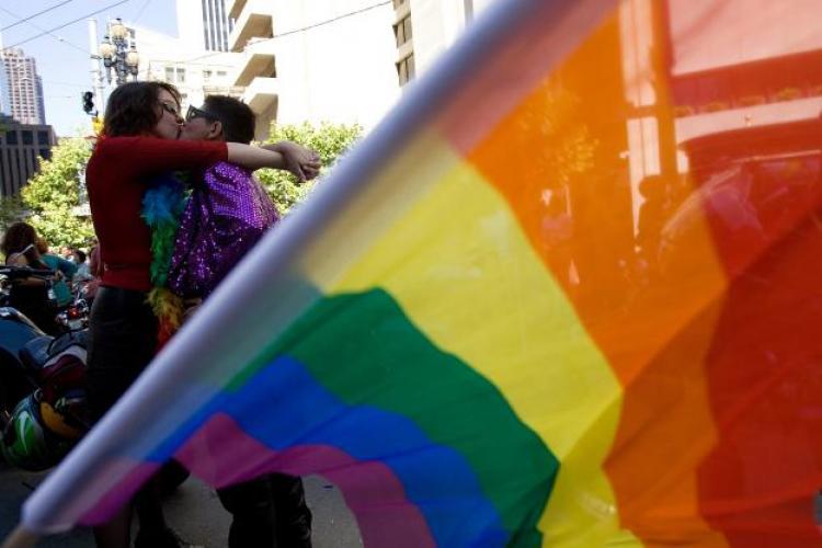 Gay também é crente...