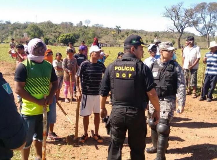 Ruralistas ignoram abertura de inquérito e determinações da Justiça e voltam a atacar famílias Guarani e Kaiowá no Mato Grosso do Sul