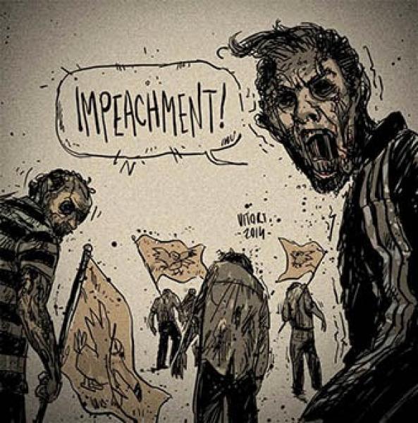 Impeachment não é caminho