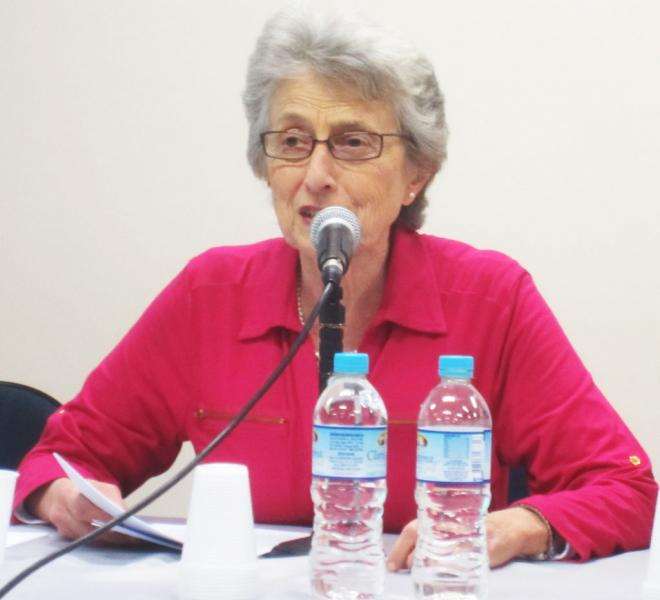 Monoteísmo masculino reforça a submissão histórica da mulher, aponta Ivone Gebara