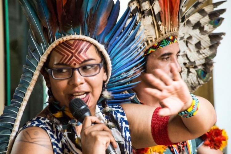 'Nós somos as vítimas do maior genocídio da humanidade', denuncia militante indígena