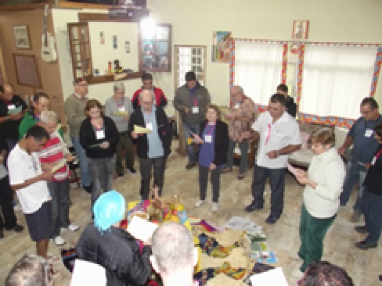 Seminário do Curso Extensivo de Formação de Biblistas