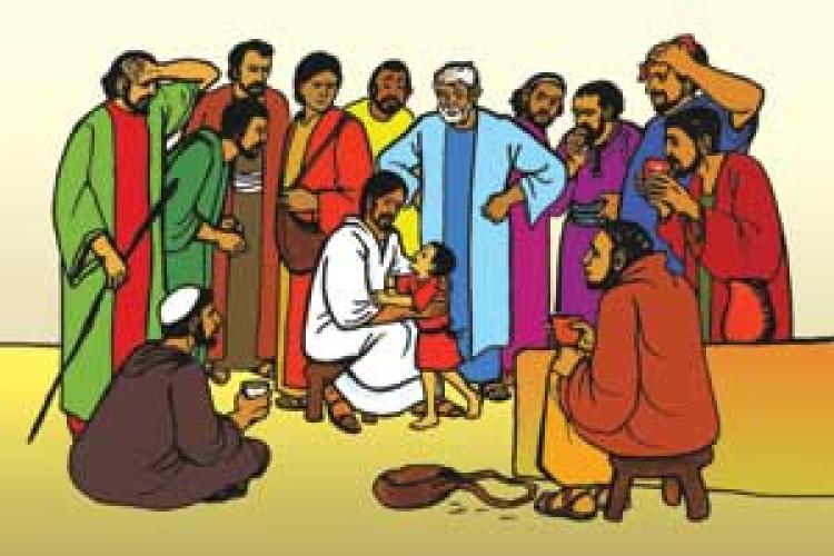 Jesus não é exclusivo de ninguém  [José Pagola]