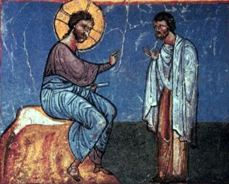 """""""Como é difícil entrar no Reino de Deus"""" (Mc 10"""