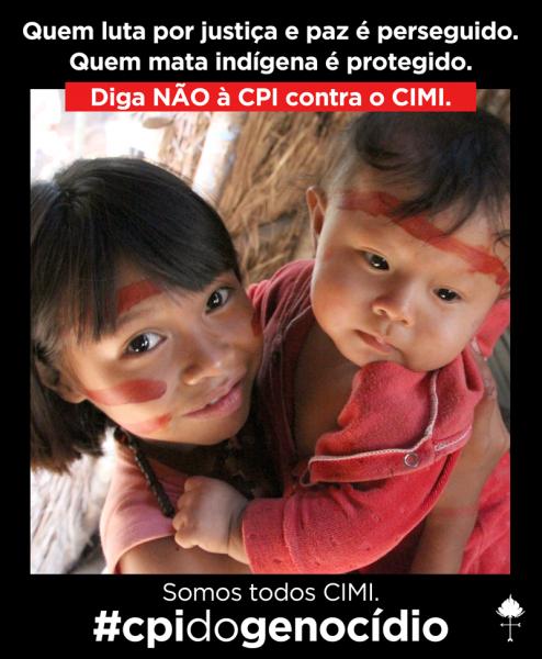 Em defesa do CIMI