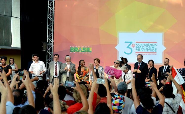 Milhares de jovens se reúnem na 3ª Conferência Nacional da Juventude em Brasília