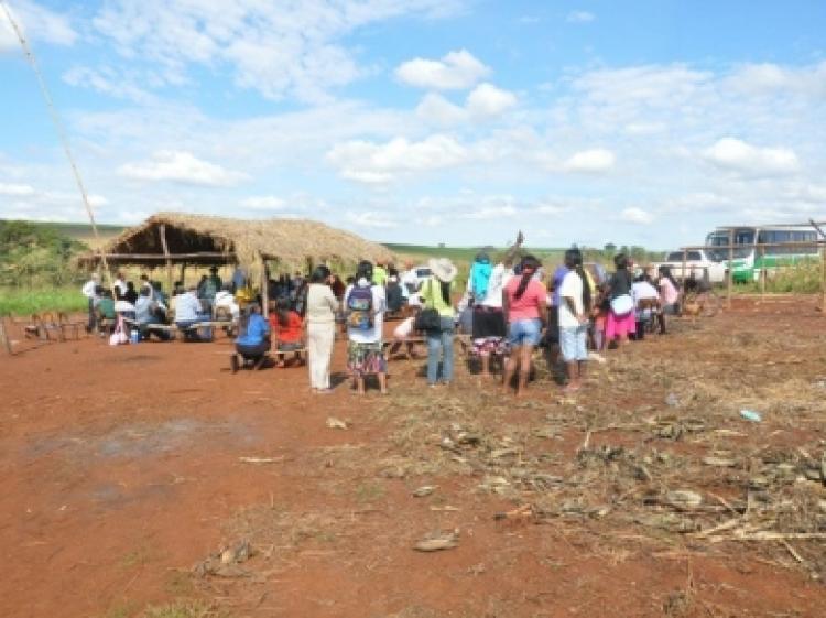 Justiça ordena despejo de mais de 4 mil indígenas em Japorã, Mato Grosso do Sul