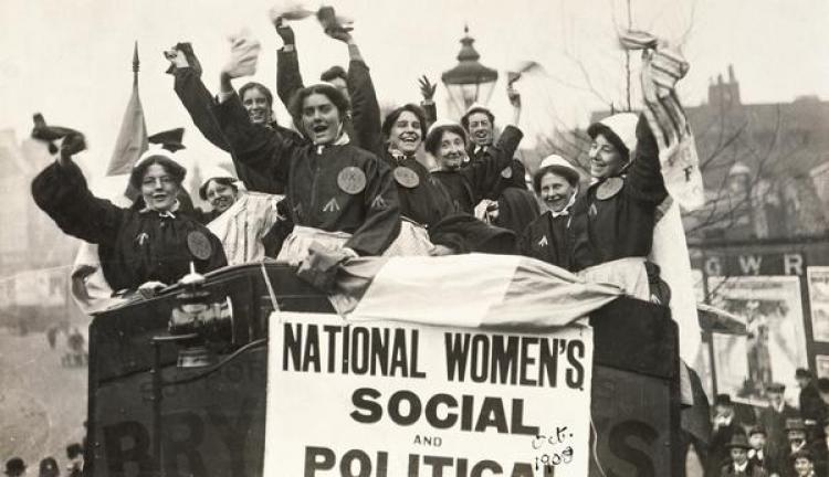 """""""Suffragette"""": lições do passado, questões do presente"""
