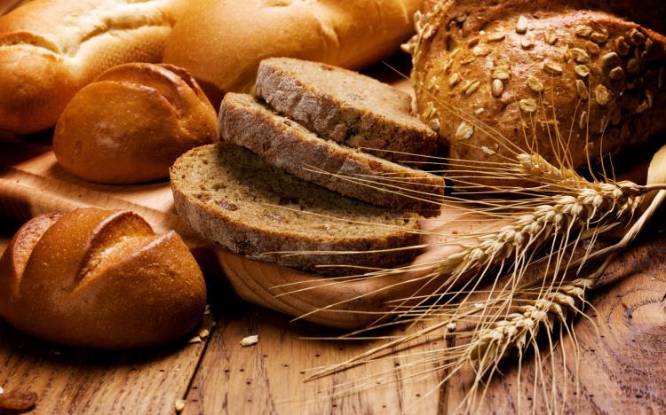 Diante do pão