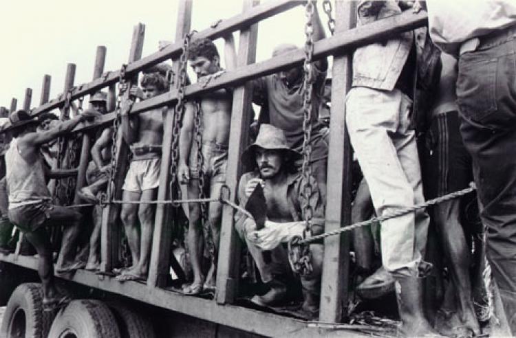 País sabe que escraviza