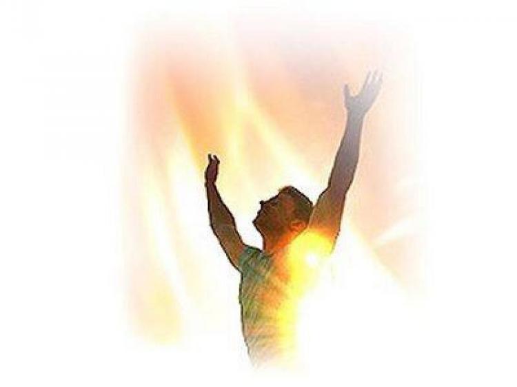 """O Espírito do Senhor me ungiu para anunciar a boa-nova aos pobres"" (Lc 4"