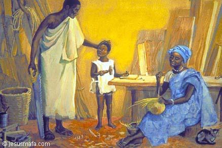 O profeta não é bem recebido em sua casa (Lc 4