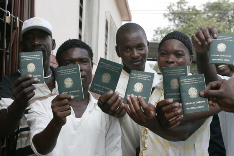 Refugiados no Brasil: entre o exílio e a solidariedade