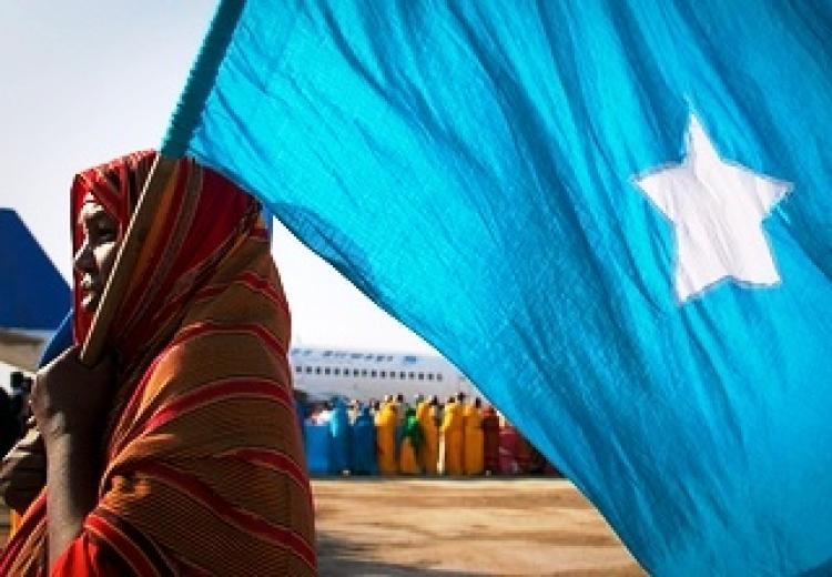 Acordo eleitoral adotado na Somália aprova 30% de representação feminina no parlamento